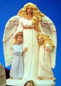 Doc Holliday 1837 angel with children