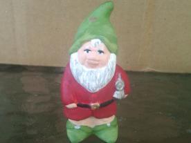 Mini Garden Gnome 2