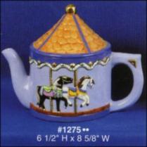 Alberta 0275 carousel teapot