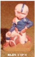 Alberta 0572 football boy kneeling