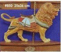 Alberta 0850 carousel lion