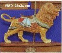 alberta 0930 carousel lion