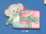 Alberta Ornaments 0168 package mouse
