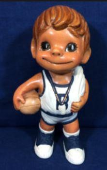 Atlantic 0686 Basketball Smiley