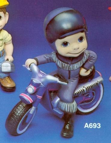 Atlantic 0693 smiley motorcycle 1