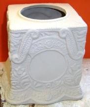 Booth 1181 formal tissue box cover