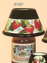 boothe 1287 large candle shade
