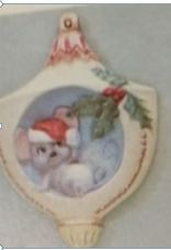 BYRON 1150B-1 MOUSE ORNAMENT