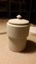 Byron 1151 potpourri jar with warmer
