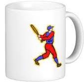 Byron 1347 baseball cup