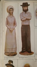Byron 97 & 98 pioneer woman & man