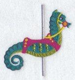 Carousel Seahorse