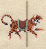 Carousel Tiger