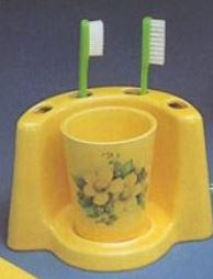 Castle 0234 ^ 0235 toothbrush holder & cup