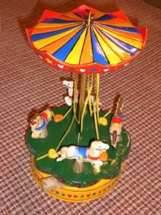Circus Spinning Carousel