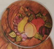 CLUB DAVID 1353 Harvest Carving
