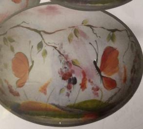 CLUB DAVID 1397 Ah Spring (butterflies)