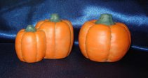 Dona 0292 soft pumpkins plain
