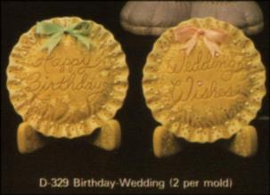 Dona 0329 birthday & wedding musical ornaments