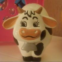 Dona 1288 Cow Egg Box