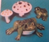 Duncan 0001 FROGS & MUSHROOMS