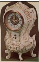 Duncan 0094 ANTIQUE CLOCK not priced