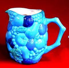 Duncan 0263A fruit pitcher