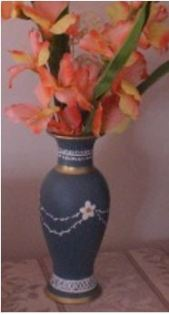 Duncan 0651A oriental vase