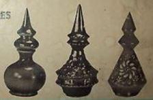 Duncan 1020 small perfume bottles