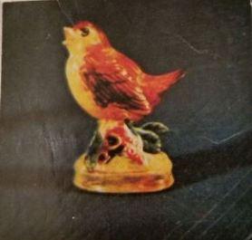 Duncan HM 109 baby bird
