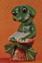 duncan tm12 reading frog