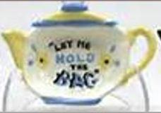 Fres-o-lone 0003 teabag holder