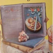 gare 00944 baby book