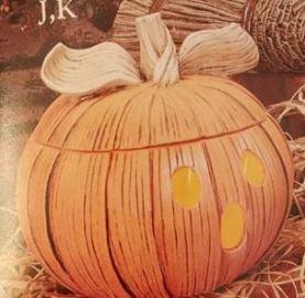 Gare 1416 & 1417 Cornhusk Pumpkin