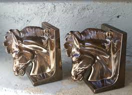 horsehead bookend new