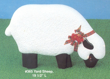 Iandola 365 Yard Sheep