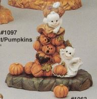 Kelly 1097 Ghost & Punpkin Stack