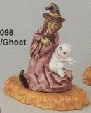 Kelly 1098 Witch & Ghost