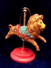 Kimple 1645 carousel ornament lion (2)