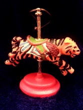 Kimple 1646 carousel ornament tiger (2)
