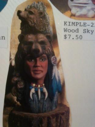 Kimple 2207 Bear Spirit
