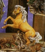 Kimple big horse