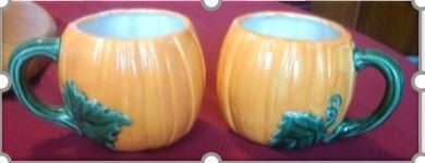 macky 0442 large pumpkin cup