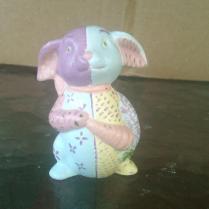 Mini Calico Rabbit
