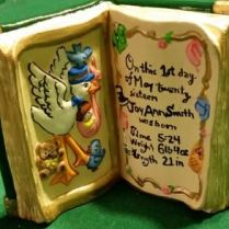 Nowell 1253 baby book