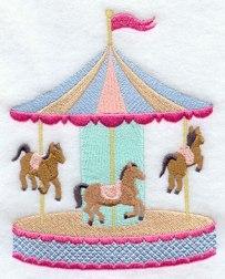 Nursery Carousel
