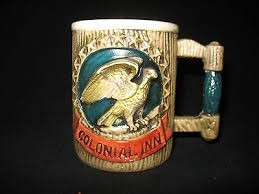 ROSS 0614 COLONIAL INN MUG