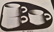 Ross 521 stack cup
