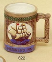 Ross 622 Mariners Inn mug