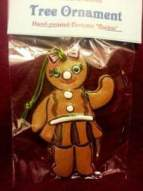 S-K 0434 gingerbread girl